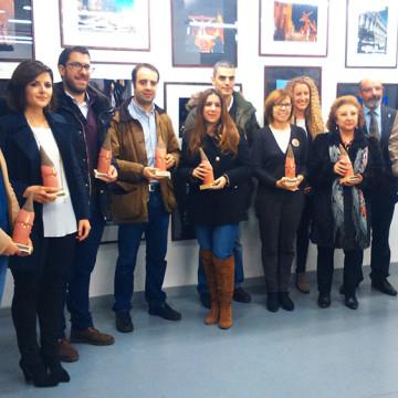 Entrega de Premios del Cartel Anunciador de la Semana Santa 2015