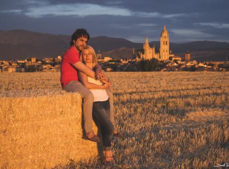 Santi y Katy | Preboda