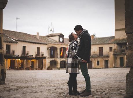 Víctor y Almudena | Preboda