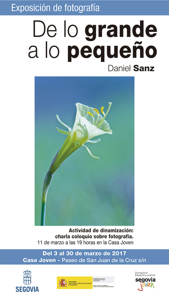 Exposición fotográfica de Daniel Sanz
